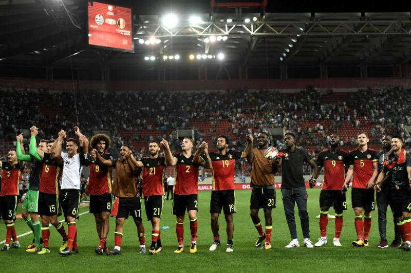 Bélgica es el sexto clasificado al Mundial, vea aquí como lo logró