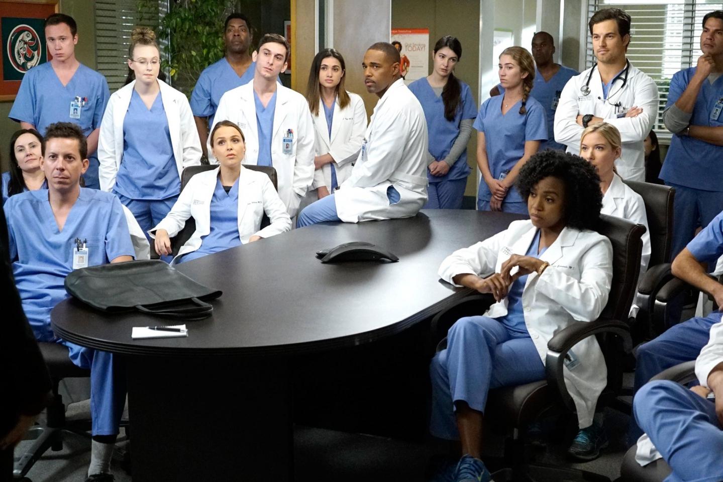 Greys Anatomy Spin Off Con Jason George Se Estrena En Marzo Tele 13