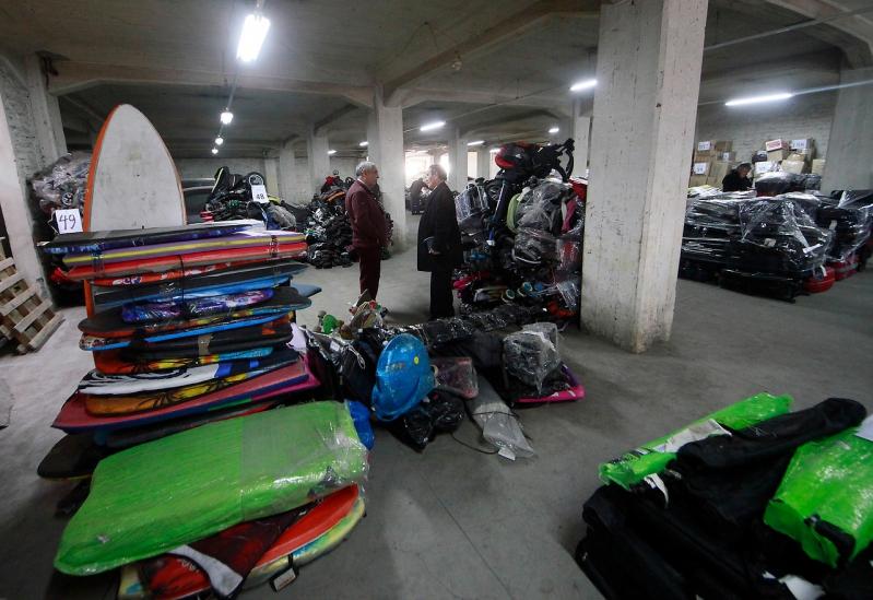 """""""Tia Rica"""": rematará más de 2 mil maletas cerradas"""
