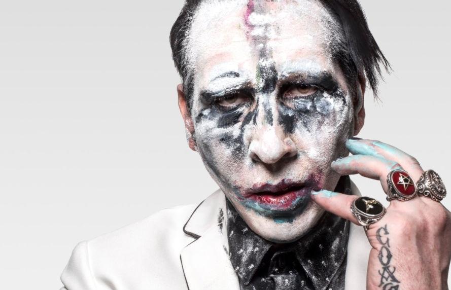 ¿Enemigos? Marilyn Manson calificó a Justin Bieber de arrogante y estúpido