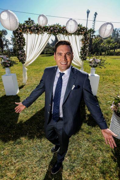 """Francisco Saavedra estrena """"Contra viento y marea"""" en Canal 13"""