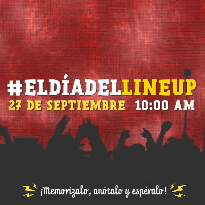 Este miércoles se conocerá el line-up de Lollapalooza Chile 2018