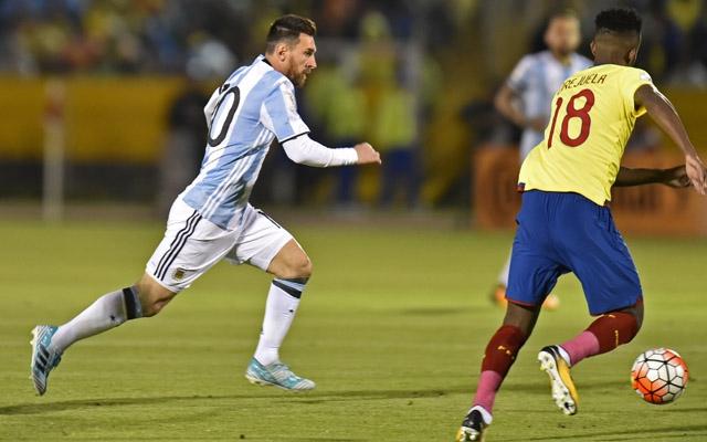 [Minuto a Minuto] Argentina está venciendo a Ecuador en Quito