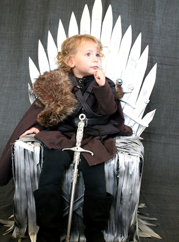 13 Disfraces Basados En Game Of Thrones Para Familias Y