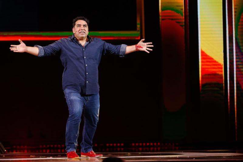 Rodrigo Villegas estará en el bloque de humor de la Teletón