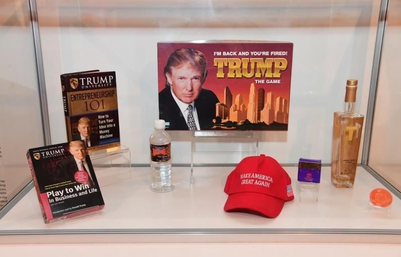 El santuario del presidente Trump