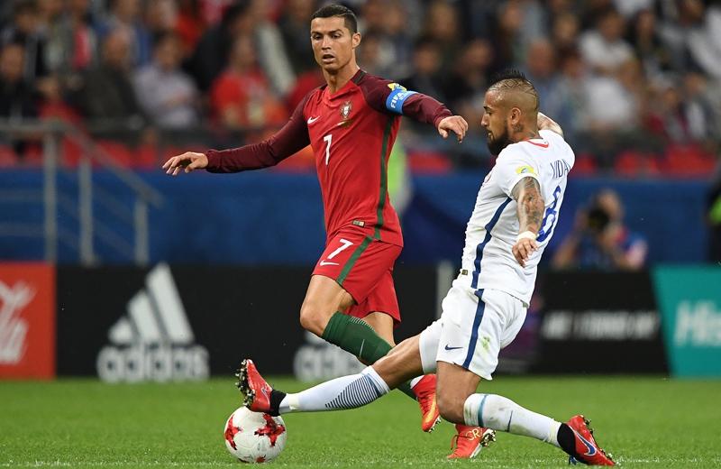 Cristiano Ronaldo construirá en Chile un hospital para niños