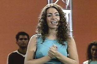 """Consuelo Inostroza en el casting de """"Protagonistas de la fama"""""""