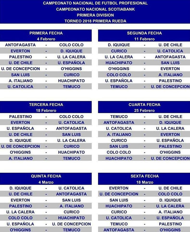 Copa America 2015 Schedule Pdf