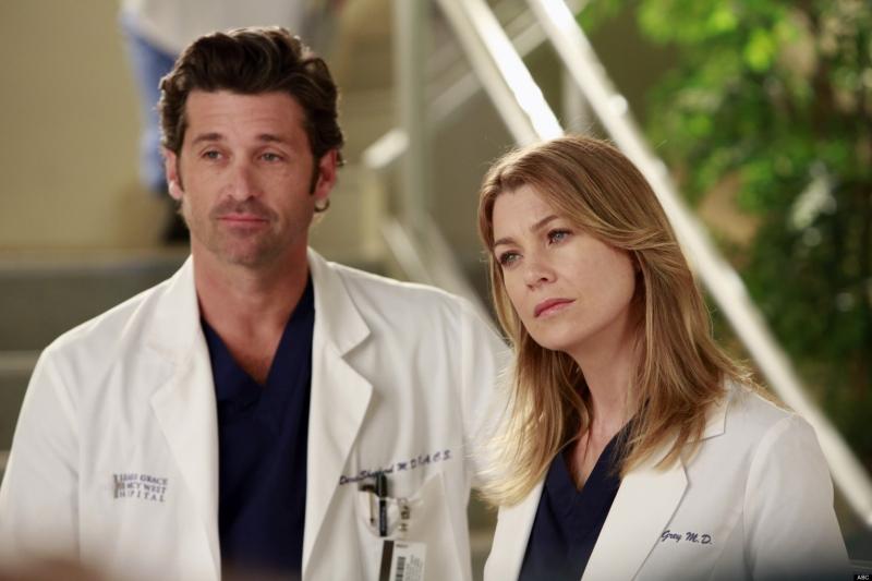 Ellen Pompeo firma por dos temporadas más — Grey's Anatomy
