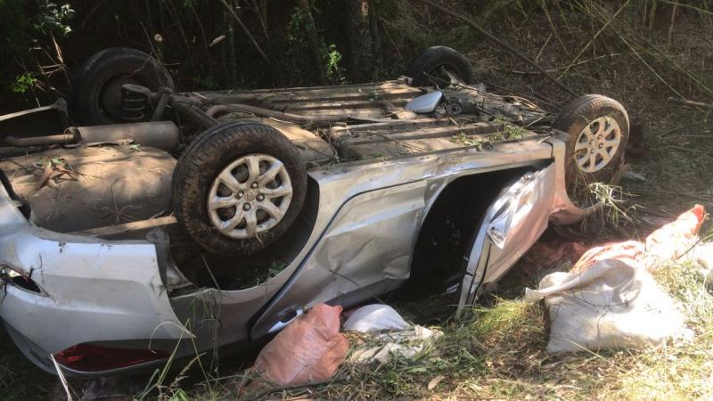 Carabineros confirma que diputado Fuad Chahín fue internado tras volcar su auto