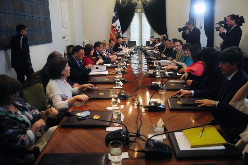 Traspaso de ministros salientes y entrantes será el próximo 1 de marzo