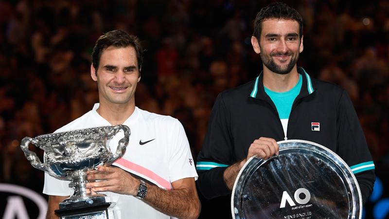 Federer llega a la final