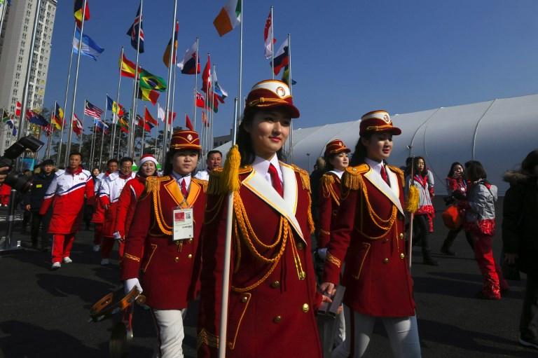 Corea del Norte celebra el 70º aniversario de su ejército
