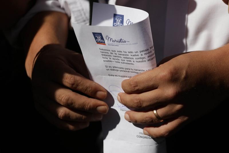 Ex alumnos maristas solicitarán encuentro con Scicluna para dar a conocer abusos
