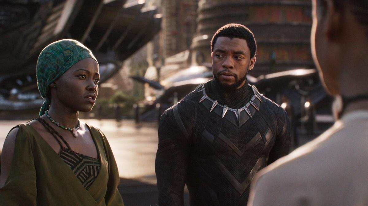 Marvel Studios quiere Black Panther sea nominada a Mejor Película