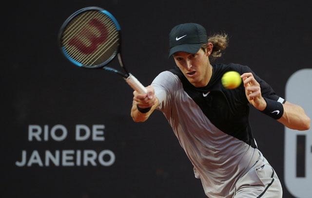Nicolás Jarry concreta importante ascenso en ranking ATP