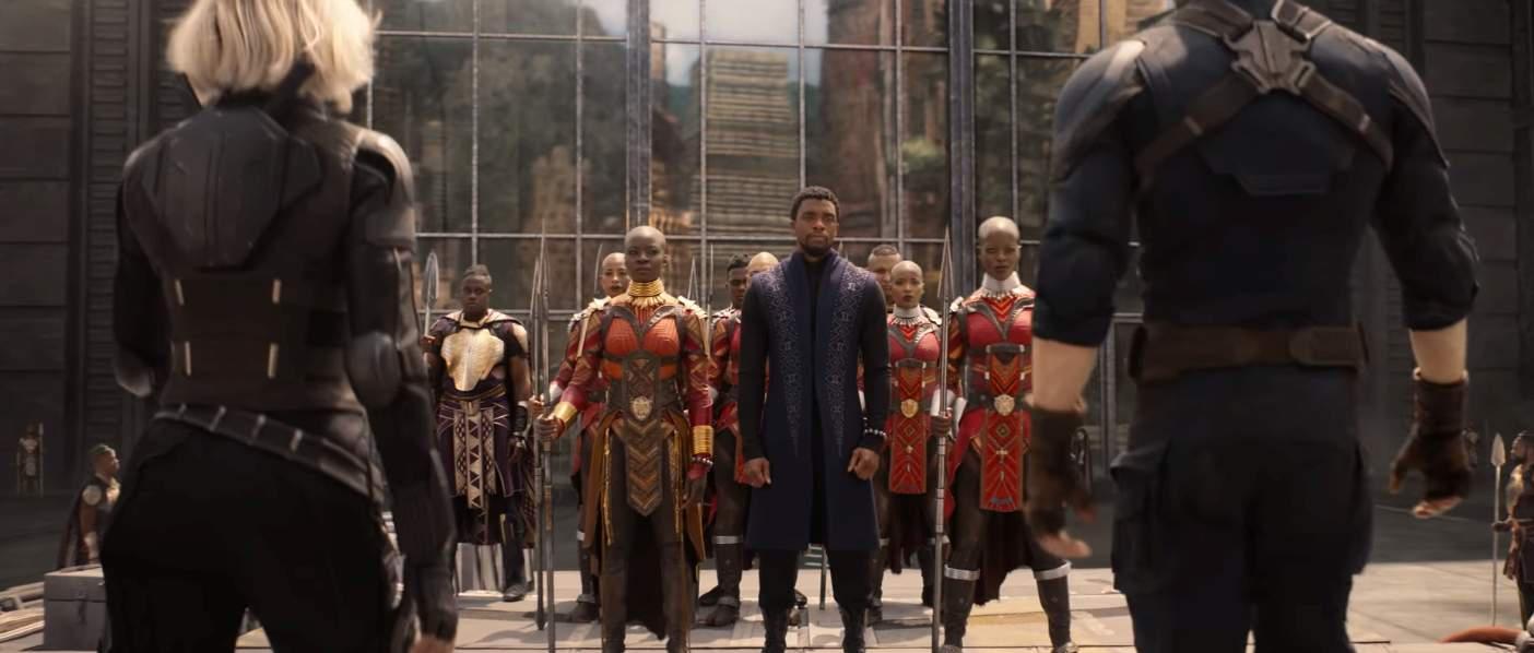 Último trailer de Avengers: Infinity War