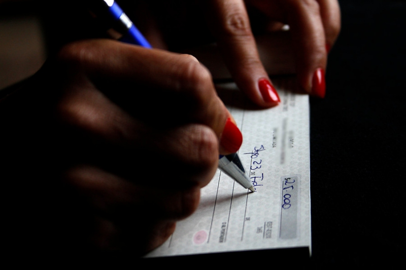 Operación Renta 2018: Hay más de 36 mil cheques por cobrar de años anteriores