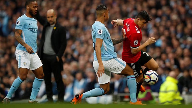 United derrotó con autoridad al City