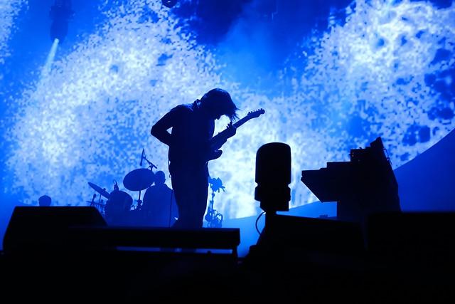 Concierto de Radiohead en Chile será transmitido en vivo por streaming