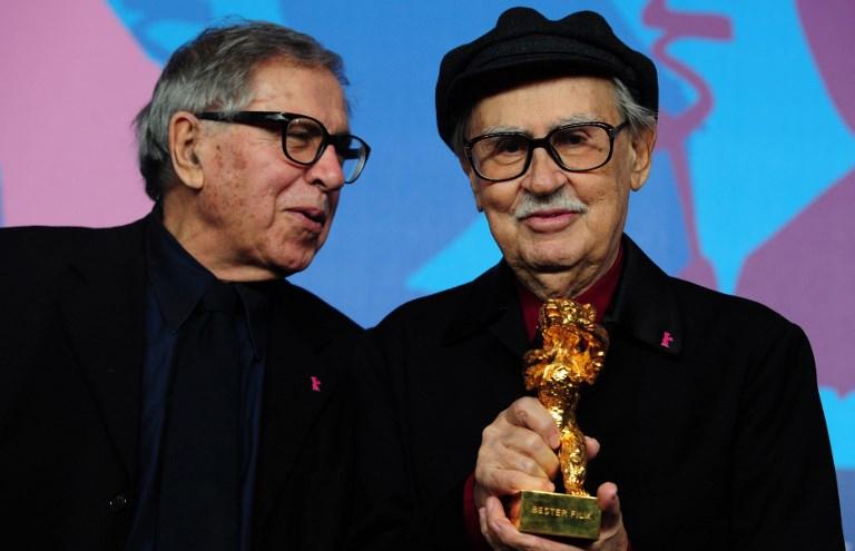 El director italiano que vivió por el arte — Vittorio Taviani