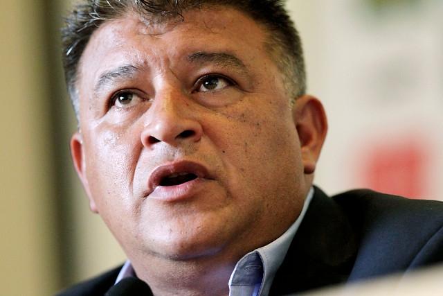 """Borghi reconoce """"cercanía"""" con Ruiz-Tagle pero afirma que de Colo Colo """"no han llamado"""""""
