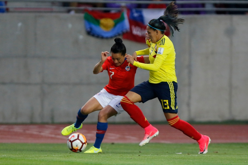 Definidos los clasificados a las semifinales de la Copa América Femenina