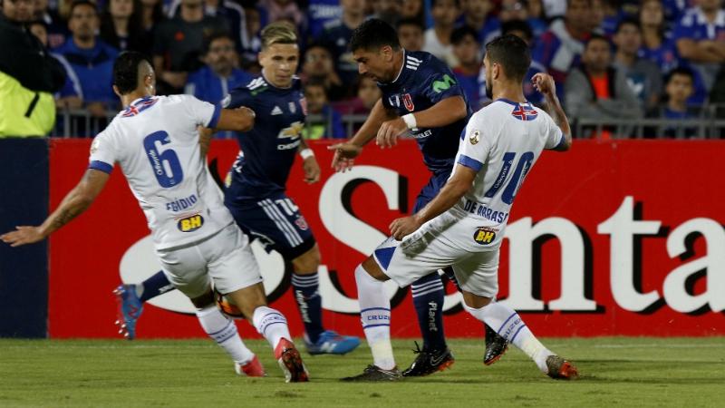 Conmebol sancionó a Guillermo Hoyos y no podrá estar ante Cruzeiro