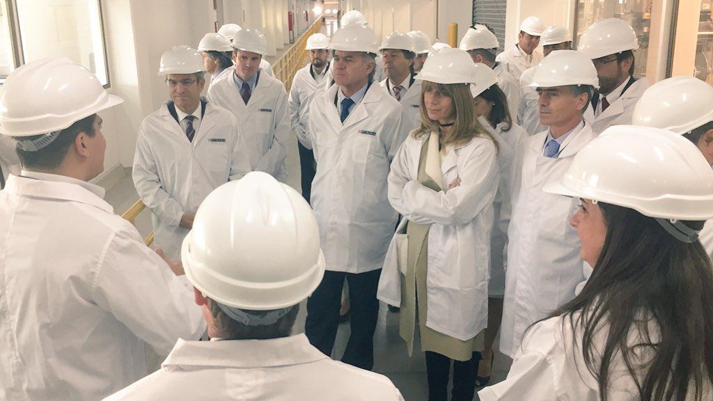 Inauguran fábrica Nestle Purina
