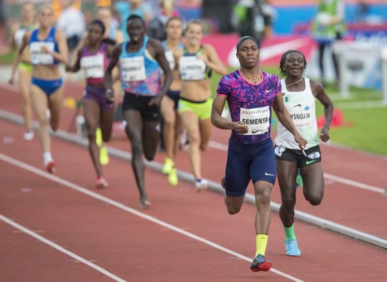 La nueva condición que le impondrán a las mujeres atletas