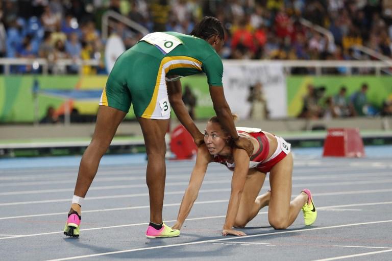 Un cambio en reglas obligaría a Semenya a competir con hombres