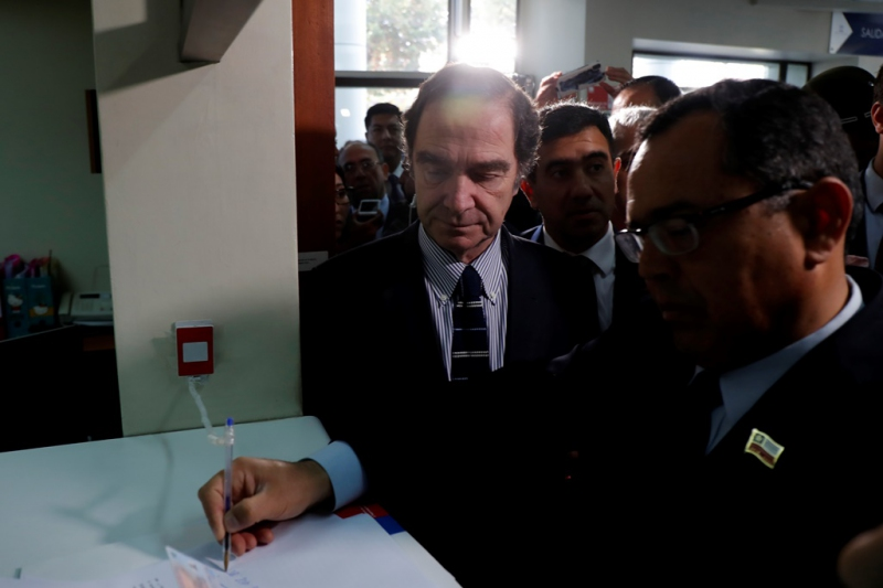 El ministro de Justicia en la presentación de la querella del Gobierno contra los responsables de la muerte de la pequeña Ambar.