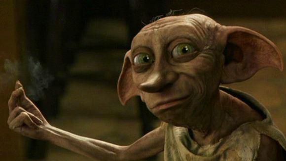 JKRowling se disculpa por muerte del elfo Dobby en Harry Potter