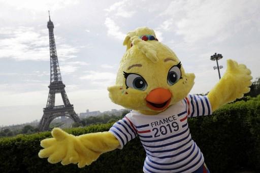 Mundial Femenino de Francia 2019 ya tiene mascota