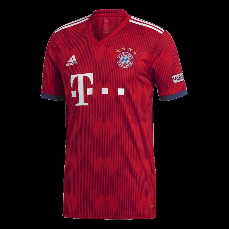 [FOTOS] La nueva camiseta que lucirá Vidal en Bayern Munich - Tele 13
