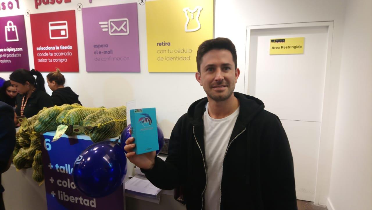 921a0aaaf9732 Hombre logró comprar un celular a cambio de 58 kilos de paltas