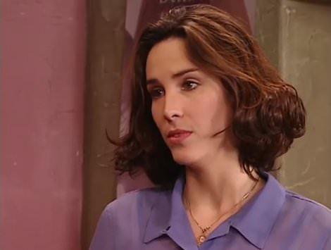 """""""Camelia"""" era el rol de Angélica Neumann en """"Aquelarre"""""""