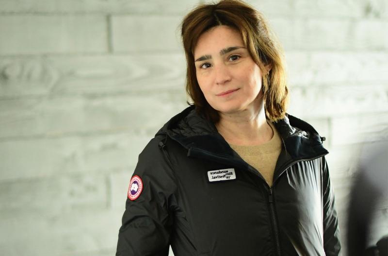 La actriz argentina Valeria Bertuccelli     AFP
