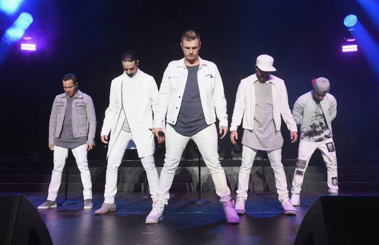 Nick Carter alcanzó la fama mundial con Backstreet Boys