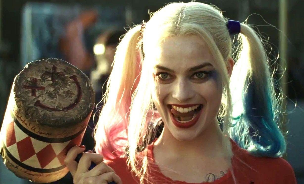 Así luce Margot Robbie en su regreso como Harley Quinn