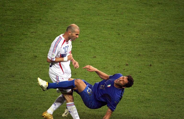 Revelan al 'soplón' del cabezazo de Zidane en la Final del Mundial 2006
