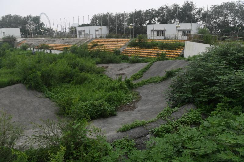 [FOTOS] 25 imágenes del deplorable estado de los recintos olímpicos de Beijing 2008