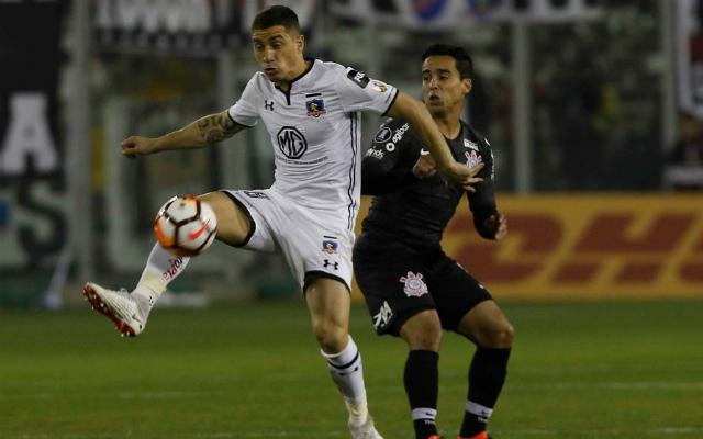 [Minuto a Minuto] Colo Colo y Corinthians están jugando por Copa Libertadores