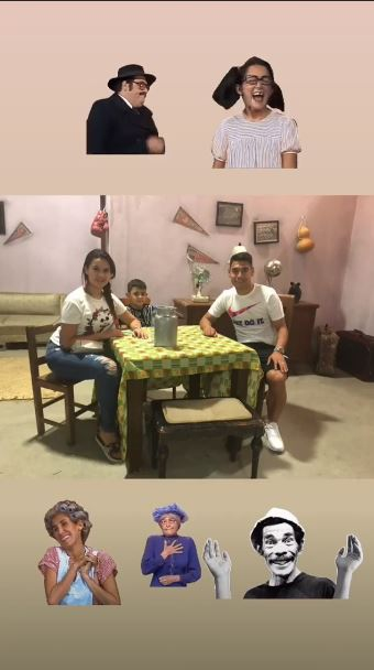"""[VIDEO] Felipe Mora visita la vecindad de """"El Chavo del 8"""" en México"""