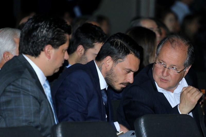 [FOTOS] Mauricio Pinilla reaparece en público tras polémica salida de Universidad de Chile