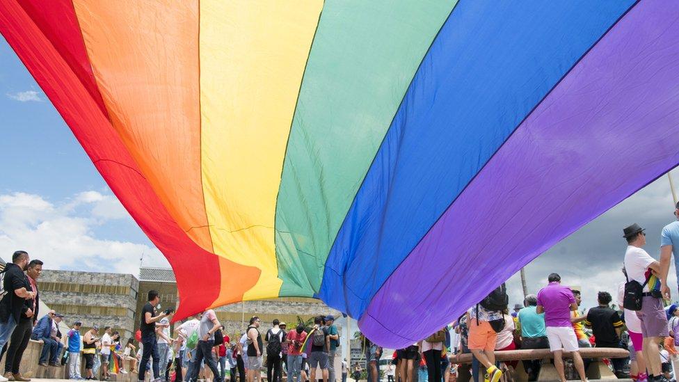 El matrimonio gay comenzará a regir en Costa Rica en mayo