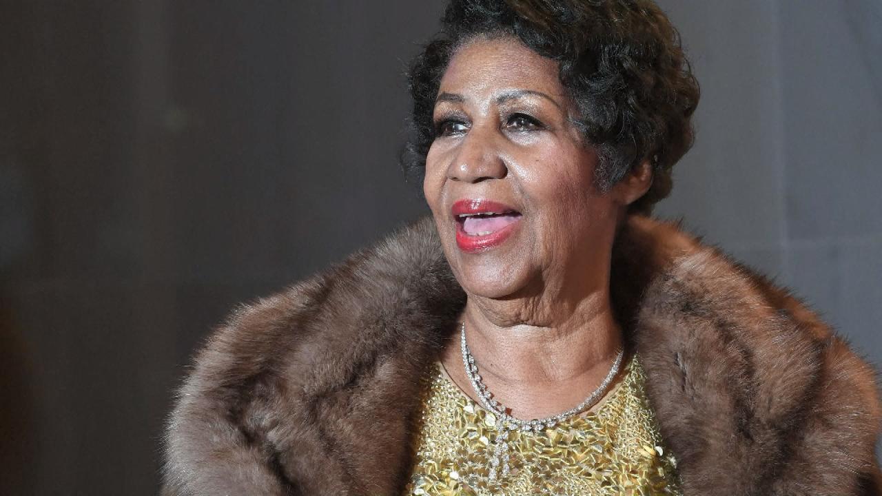 La Reina del Soul se despidió para siempre a los 76 años