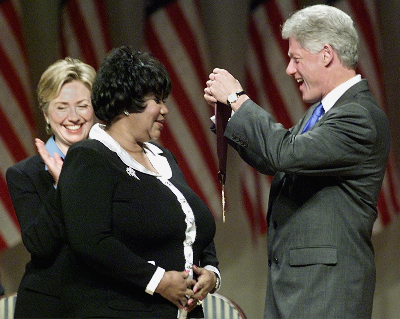 ¡Luto mundial! Murió la Reina del Soul, Aretha Franklin