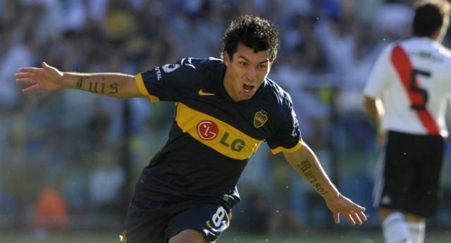 [VIDEO] Ex árbitro argentino revela gran anécdota de Gary Medel en Boca Juniors